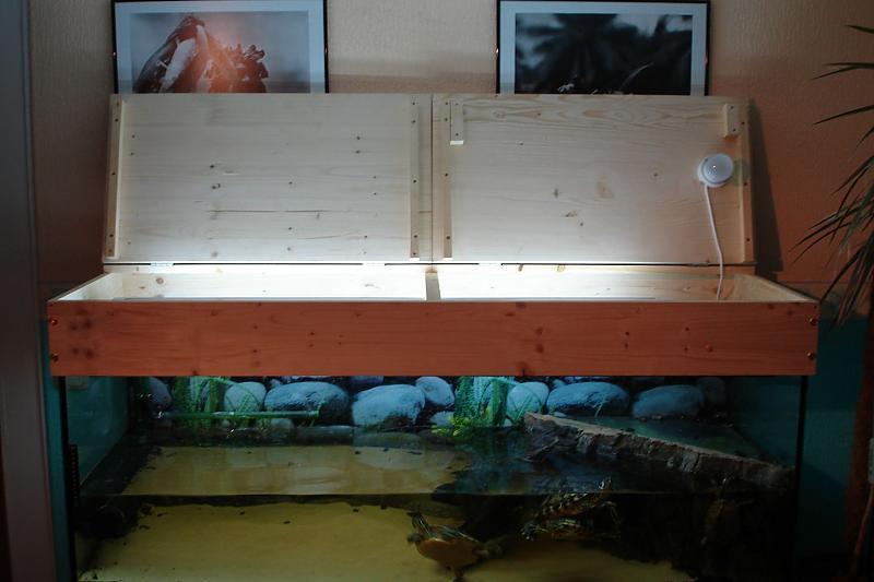 abdeckung selberbauen aquarium forum. Black Bedroom Furniture Sets. Home Design Ideas