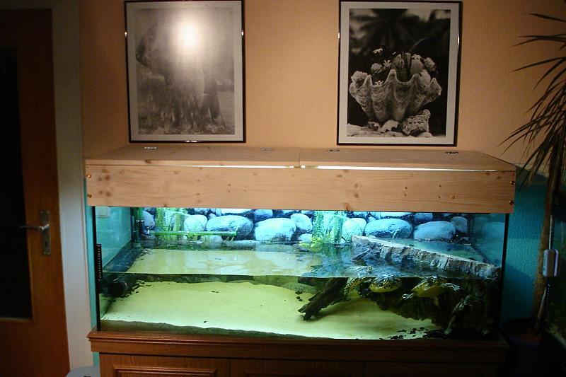 Abdeckung selberbauen aquarium forum for Aquarium abdeckung